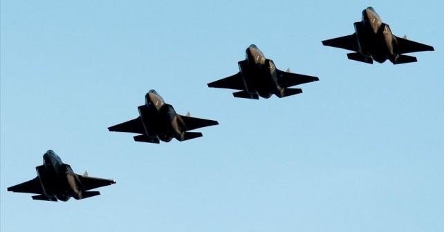 Lovci F-35