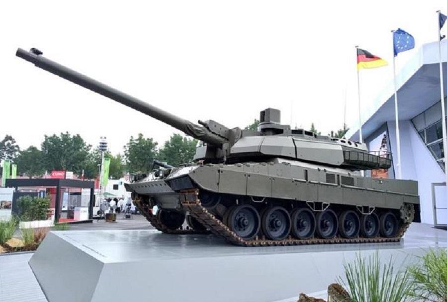 tank EMBT - prototip