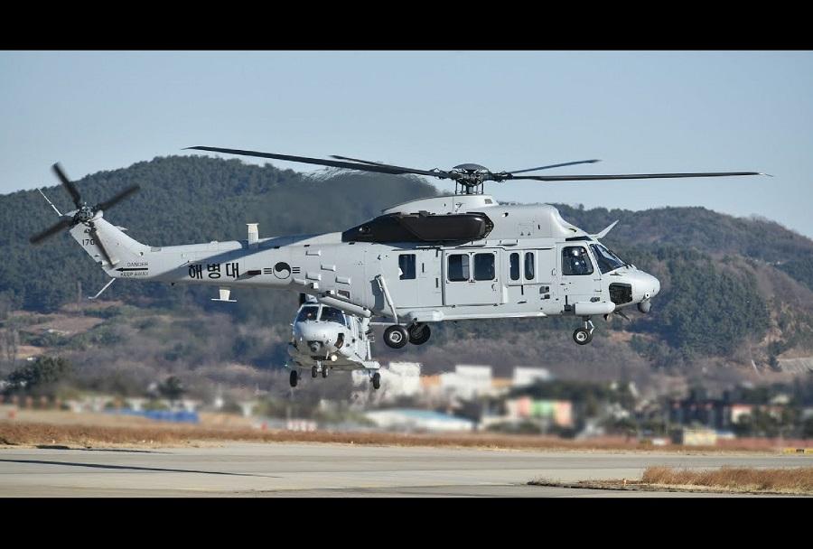 Južnokorejski helikopter KAI MUH-1 marineon