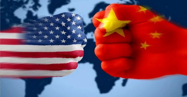 Kitajska proti ZDA