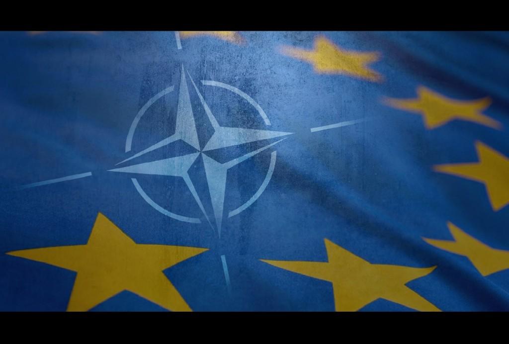 NATO - Evropska unija - Schengen