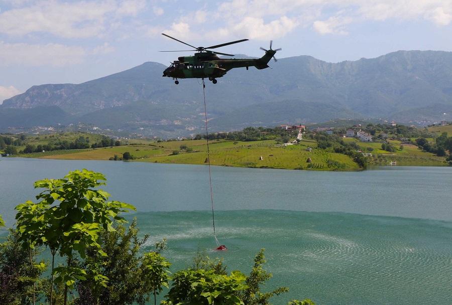 Albanski AS-532AL z vrečo za gašenje Bamby MAX