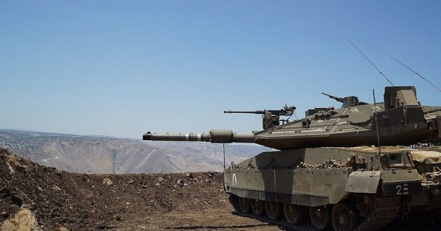 Izraelski tank merkava