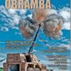 Naslovnica Revija Obramba, julij 2018