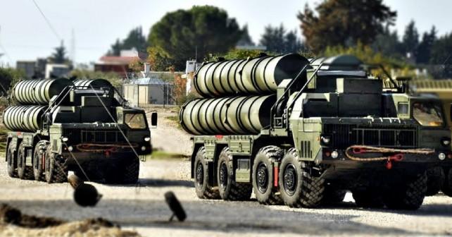 Ruski raketni sistem zračne obrambe S-400