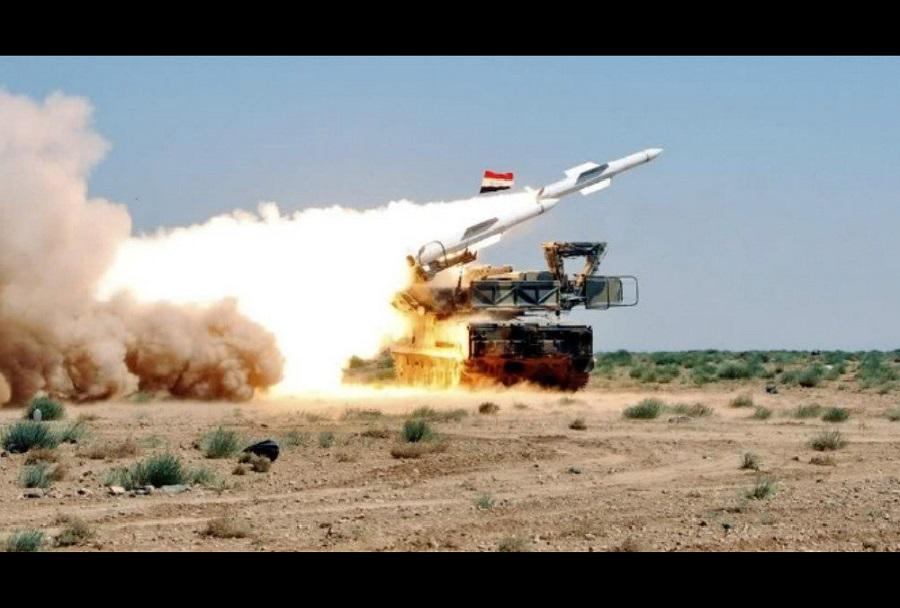 Sirska protiletalska obramba - buk-2