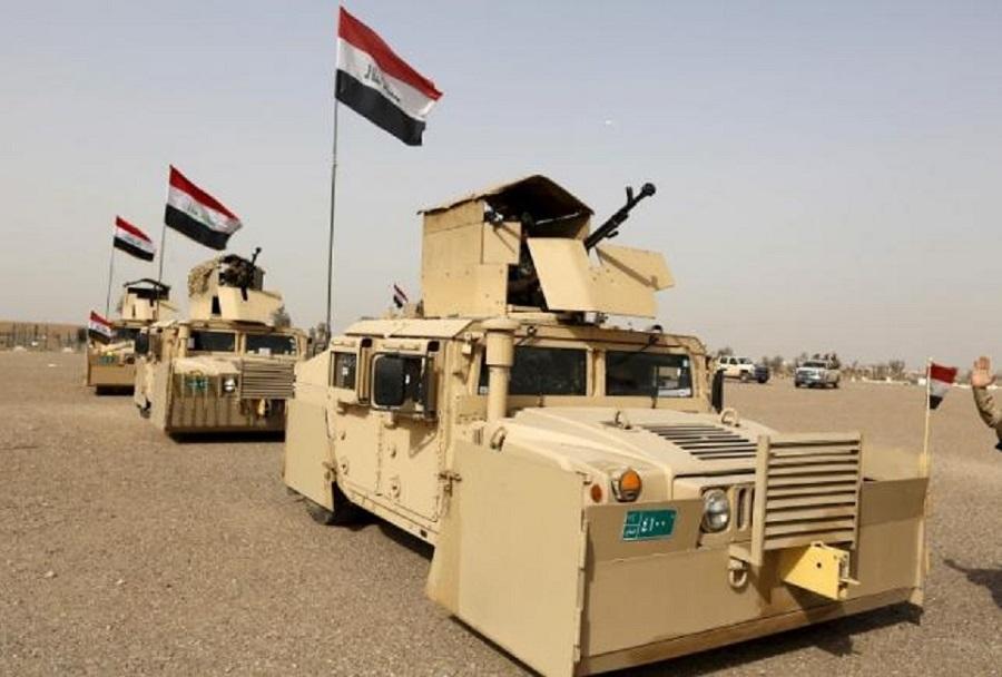 Iraški dodatno zaščiteni lahki oklepniki humvee