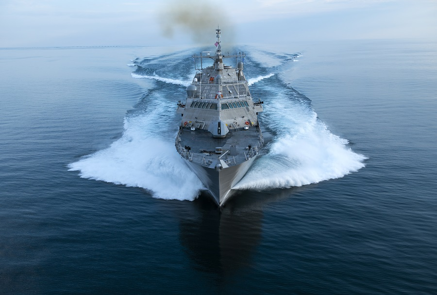 Priobalna vojaška ladja USS Wichita (LCS-13) razreda freedom