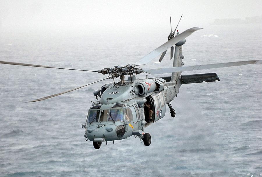 Mornariški helikopter MH-60 seahawk