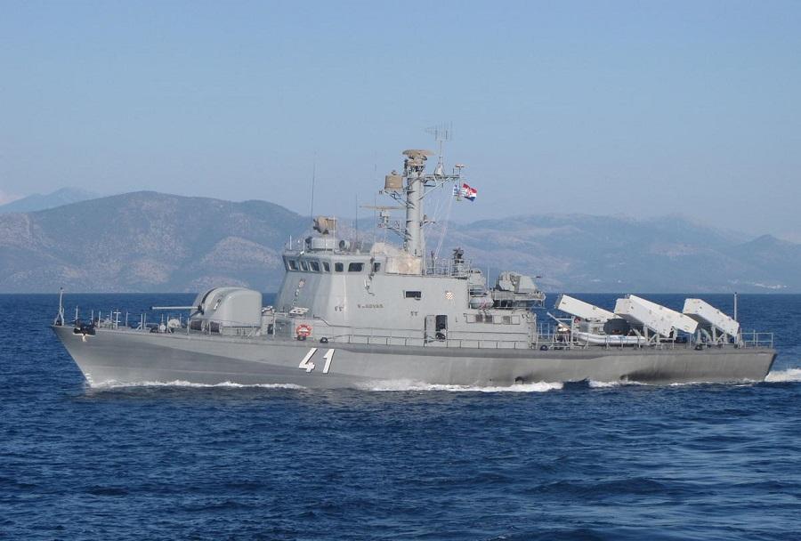Hrvaški raketni čoln Vukovar
