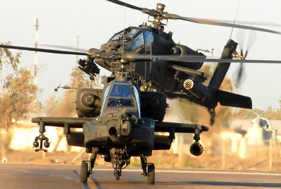 Jurišni helikopter AH-64E apache guardian