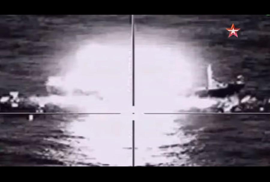 Protiladijski izstrelek Kh-35U