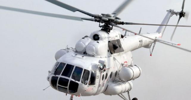 Reševalni helikopter Mi-8AMT