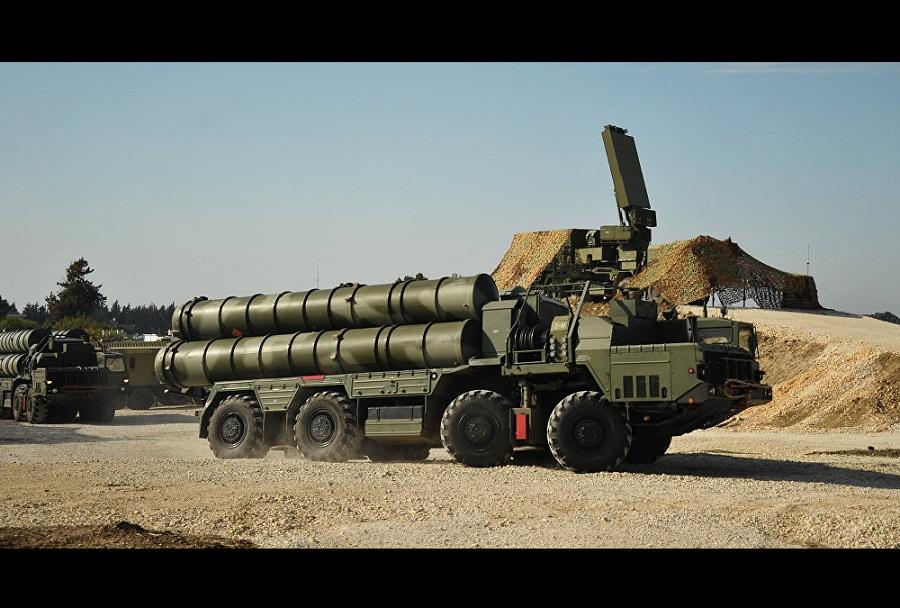 Ruski raketni sistem S-300
