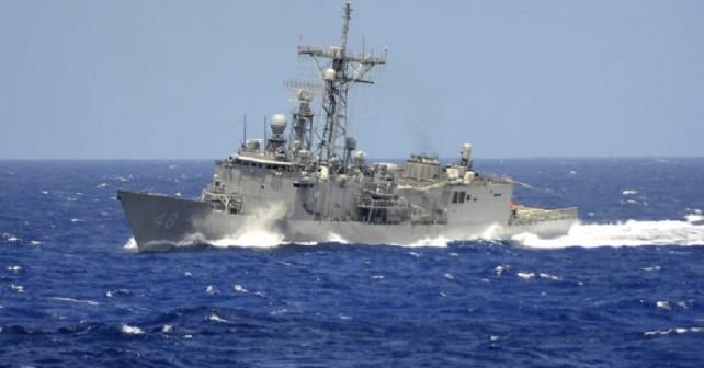 ameriška fregata