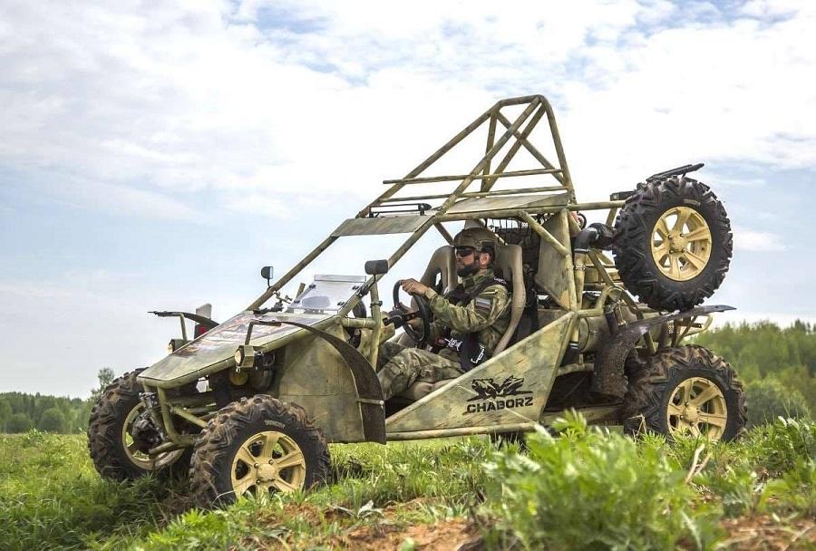 Lahko terensko vozilo chaborzM-3