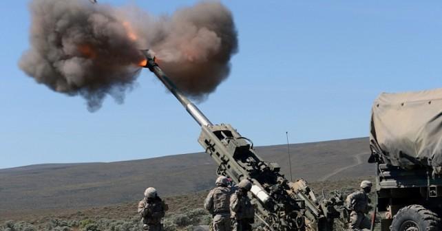 Vlečna havbica M777 155mm