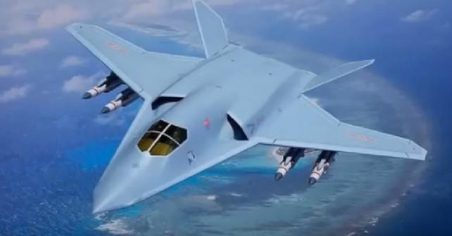Kitajski strateški bombnik H-20