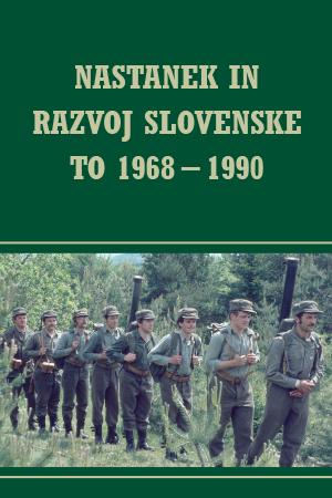 Knjiga Nastanek in razvoj slovenske TO 1968-1990