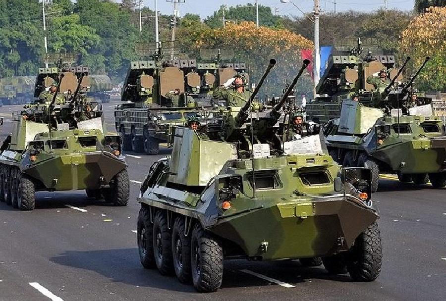 Kubanska vojaška parada