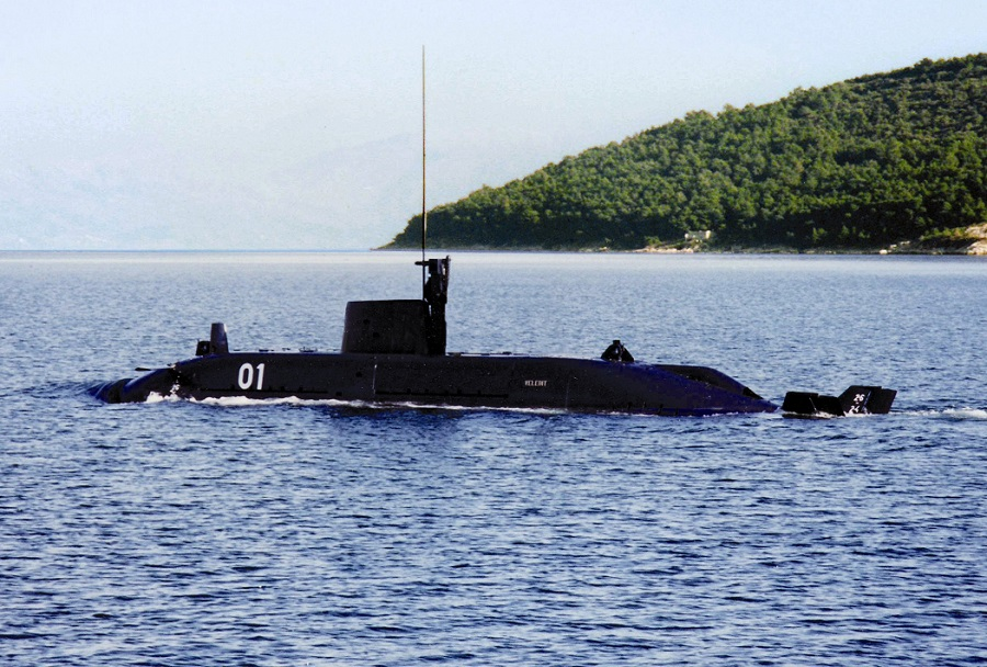 Podmornica razreda velebit