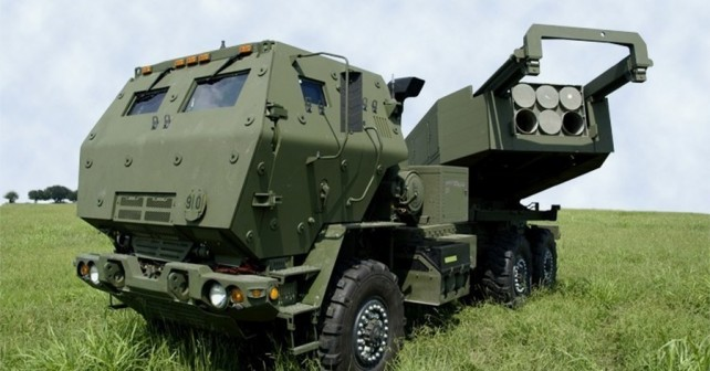Lockheed Martin HIMARS - photo