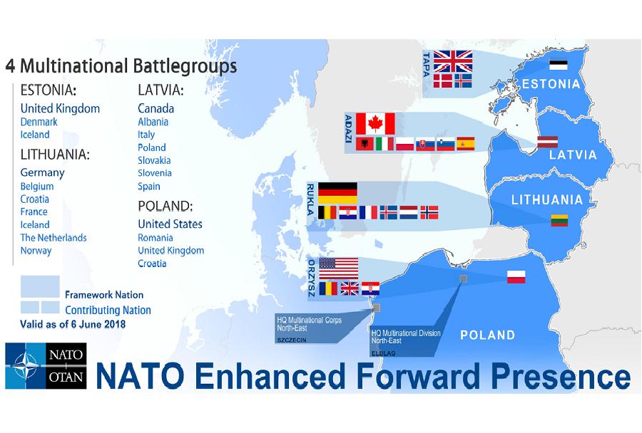 NATO eFP