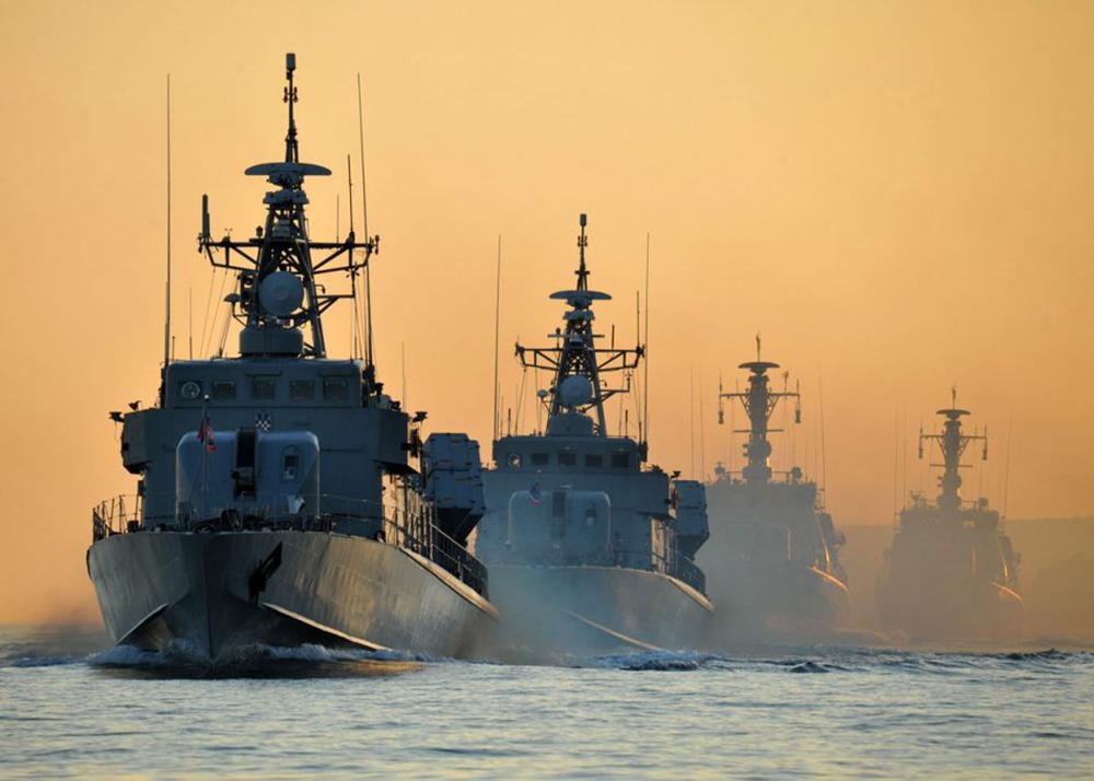 Raketne topnjače Hrvaške vojne mornarica