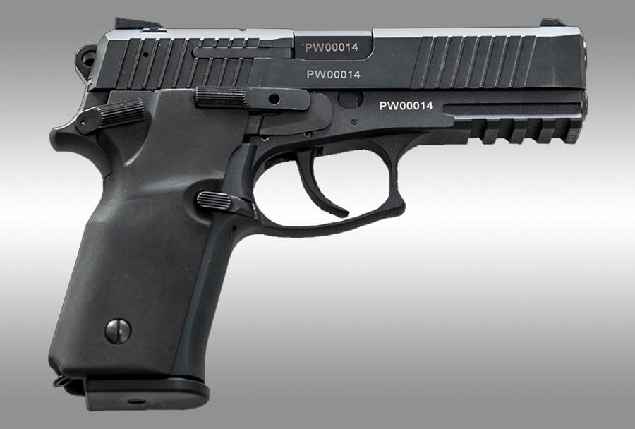Nova poljska pištola PR-15 ragun