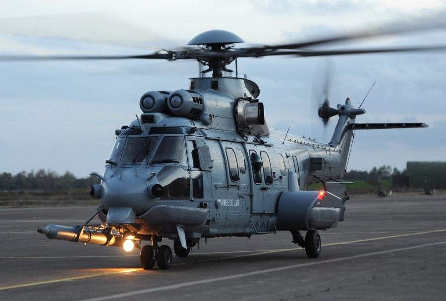 Francoski helikopter H225