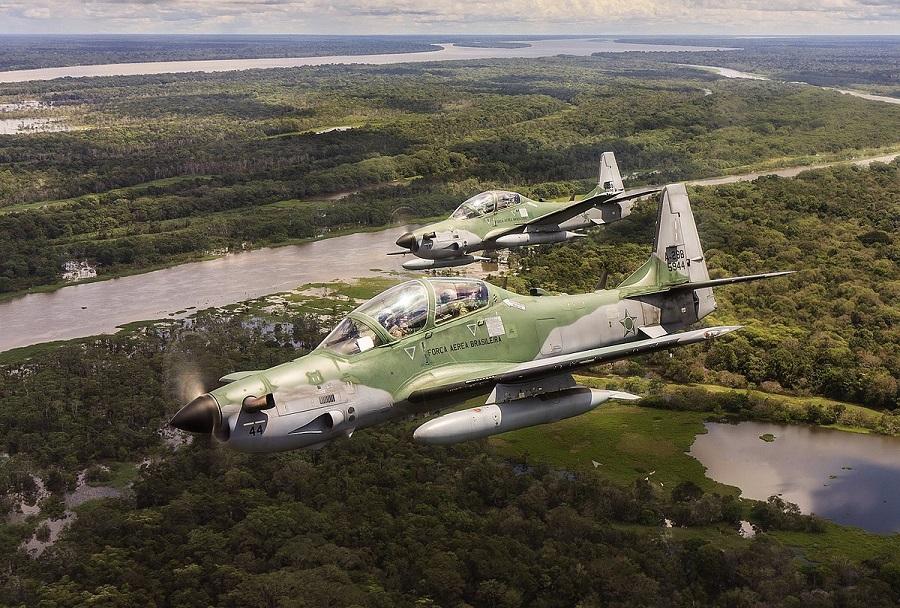 Letalo A-29 super tucano