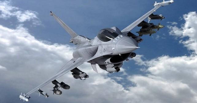 Lovec F-16 viper