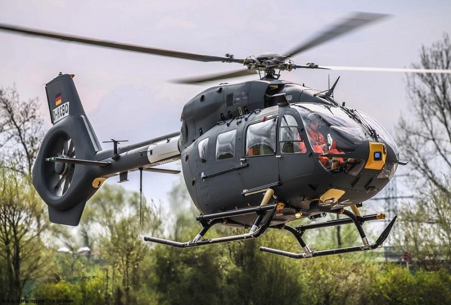 Helikopter H145M Nemške vojske
