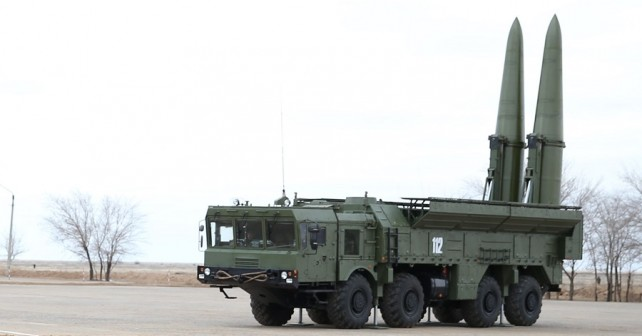 Raketni sistem iskander-M