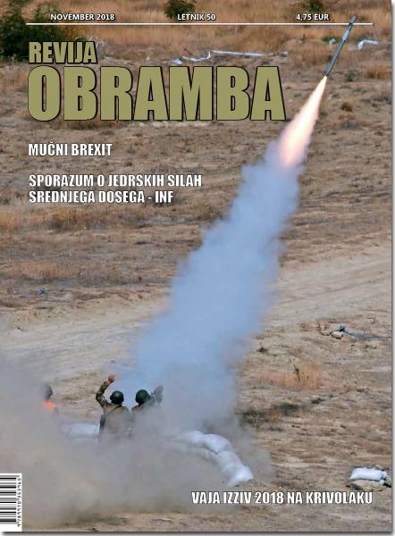 Revija Obramba, november 2018