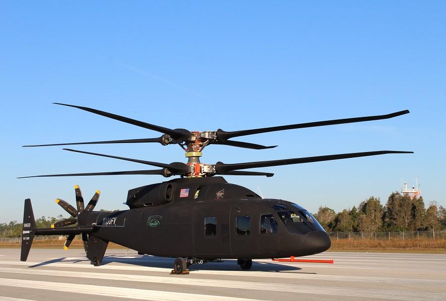 Helikopter SB>1 defiant