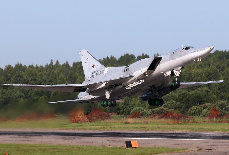 Ruski bombnik Tupoljev Tu-22M3
