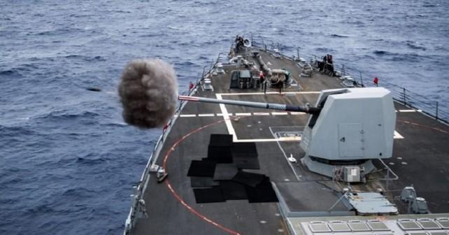 Ameriška mornarica testira hiperzvočni izstrelek