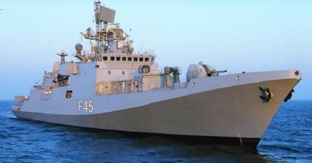 Indijska raketna fregata razreda talwar