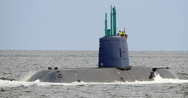 Izraelska podmornica razreda dolphin II
