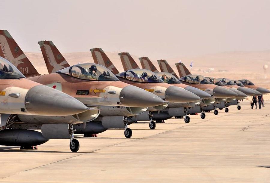 Izraelski lovci F-16