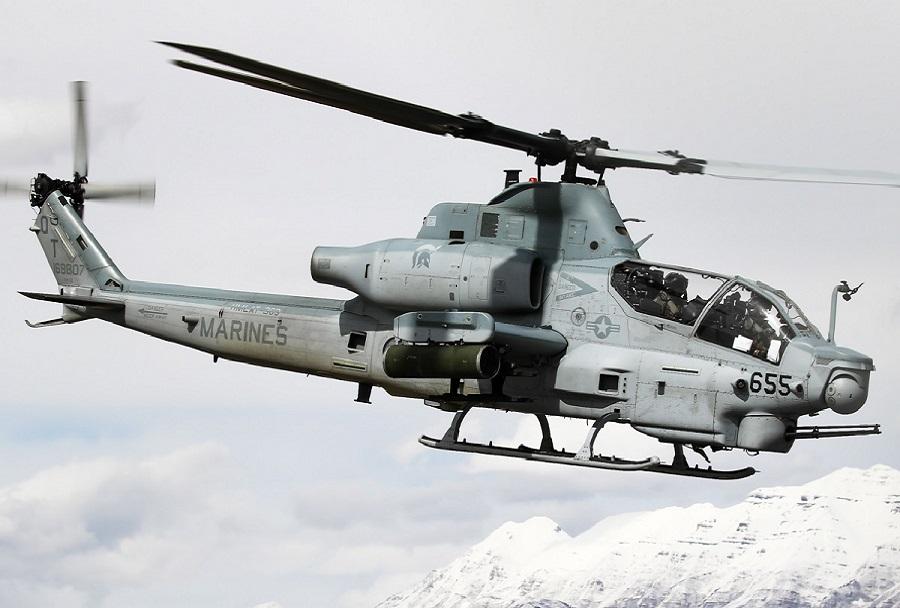 Jurišni helikopter Bell AH-1Z viper