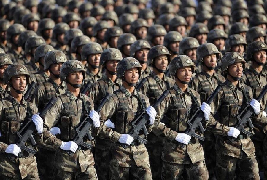 Kitajski vojaki