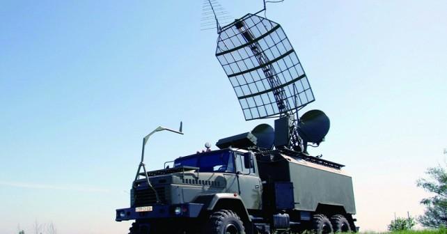 Pasivni radar kolchuga-M