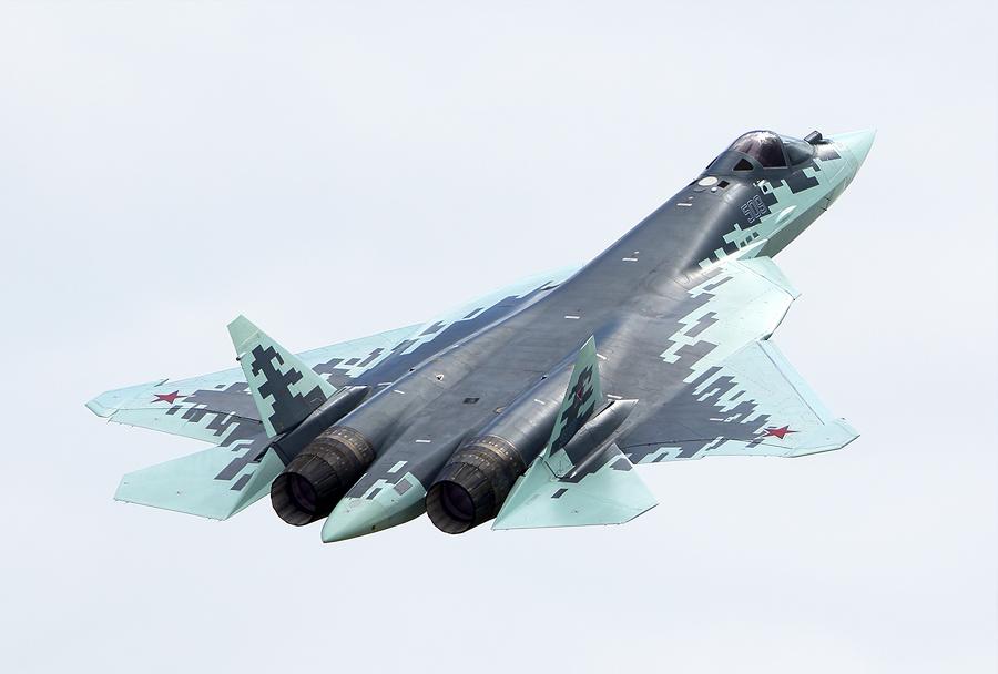 Ruski lovec Su-57