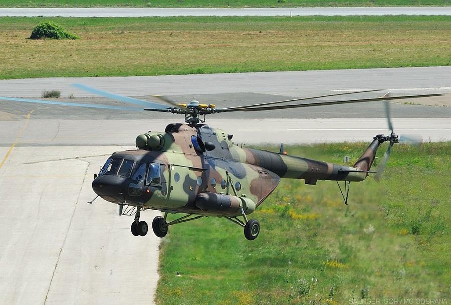 Srbski helikopter Mi-17V5