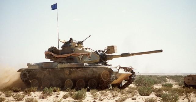 Egiptovski tank M60