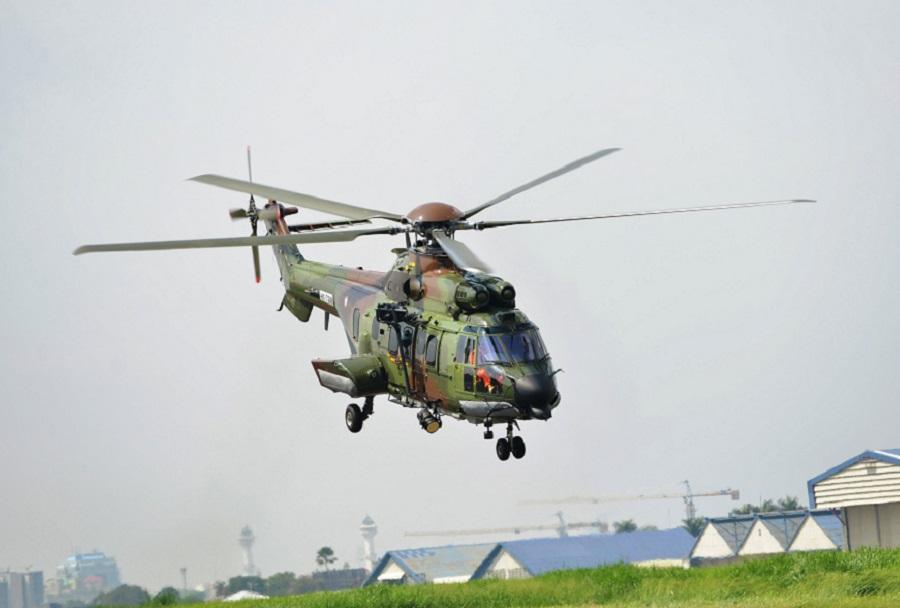 Večnamenski vojaški helikopter H225M