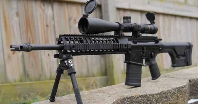 Puška SIG716 DMR