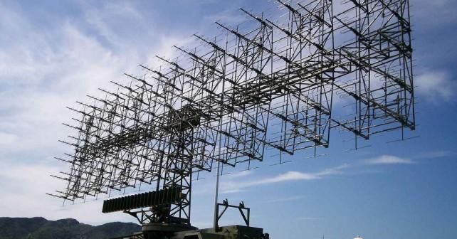 Kitajski radar JY-27